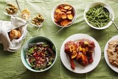 Amerikietiška virtuvė: Padėkos dienos tradicijos