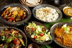Indijos virtuvė: kulinarinė kelionė iš šiaurės į pietus