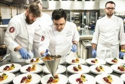 Kvietimas į šventinę vakarienę su geriausiais Lietuvos virtuvės šefais!