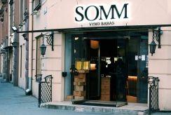 "Restorano apžvalga: ""SOMM"""