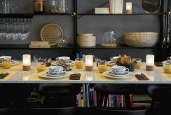 Dekoruodami šventinį stalą – skirkite dėmesio smulkmenoms