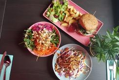 Restorano apžvalga: RoseHip Vegan Bistro
