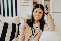 Tinklaraštininkė Inga Žuolytė: apie sportą, mitybą ir ištirpusius kilogramus