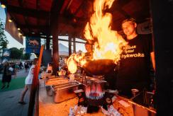 """""""Open Kitchen"""" renginiai žengia ekologijos keliu"""
