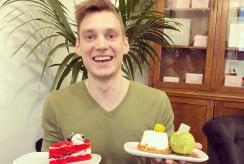 Tinklaraštininkas Paulius Balčiukynas: apie desertus ir jo virtuvėje gimstančius receptus