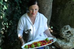 """Rašytoja Erika Umbrasaitė: """"Prancūzams maisto gaminimas tarsi kultas"""""""