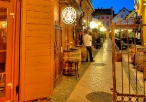 Friedricho  kavos ir likerio namai