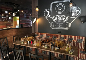 Bocmanas Kentucky Big Burger