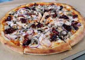 Canna pizza