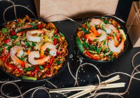 Viva pizza & sushi & wok
