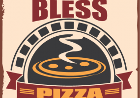 Bless pizza