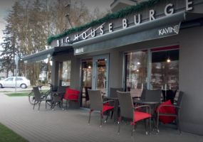 Big House Burgers BHB