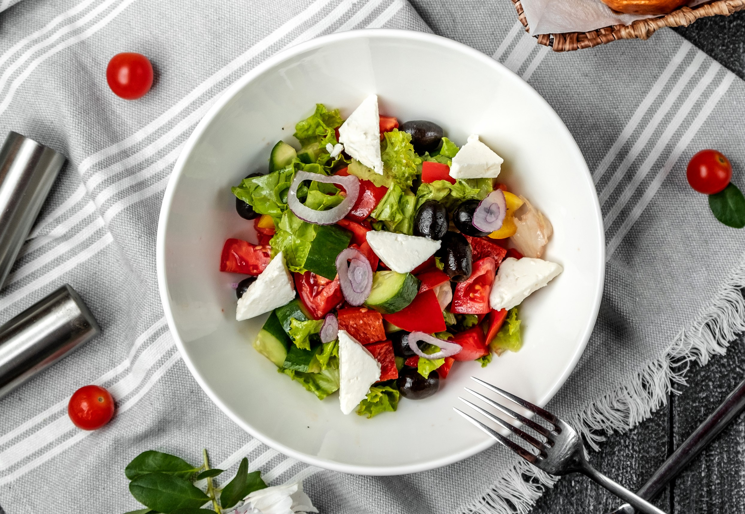 kaip pagardinti salotas hipertenzija